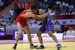 Iran's cadet GR wrestlers stand 2nd in world