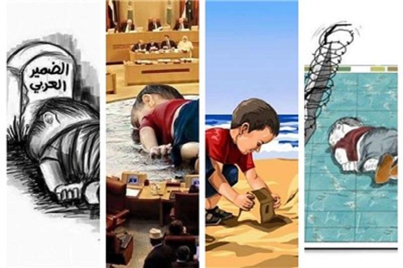 برای کودک سوری که دنیا را تکان داد+تصاویر