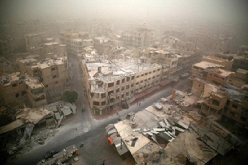 سردرگمی قدرت های جهانی در تقابل با بحران سوریه