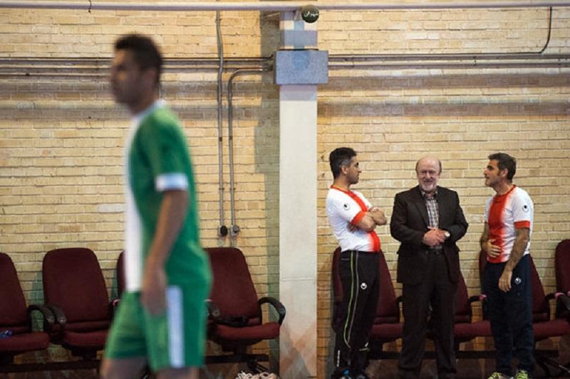 صانعی هم گزینه سرمربیگری تیم ملی فوتسال بود/ مخالف شمس نبودم