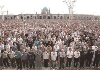 اقامه نماز عید قربان در بیش از ۹۵۰ امامزاده کشور