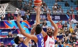 دومین پیروزی تیم ملی بسکتبال در جام ملتها