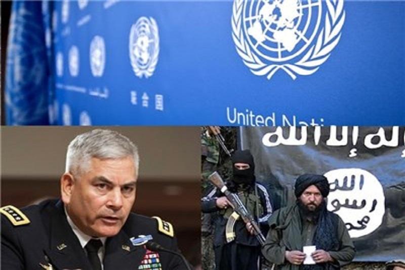 پروژه چندجانبه حضور رسمی داعش در افغانستان کلید خورد