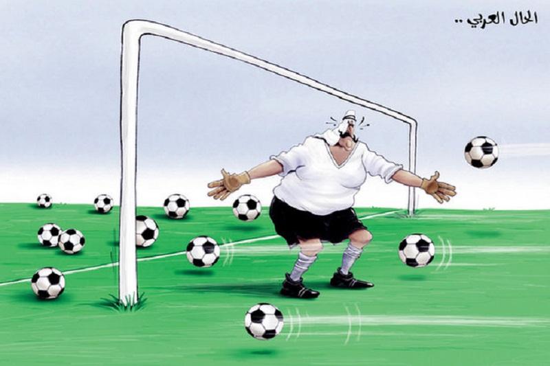 کاریکاتور:برترین کاریکاتورهای ۶ مهر ۹۴