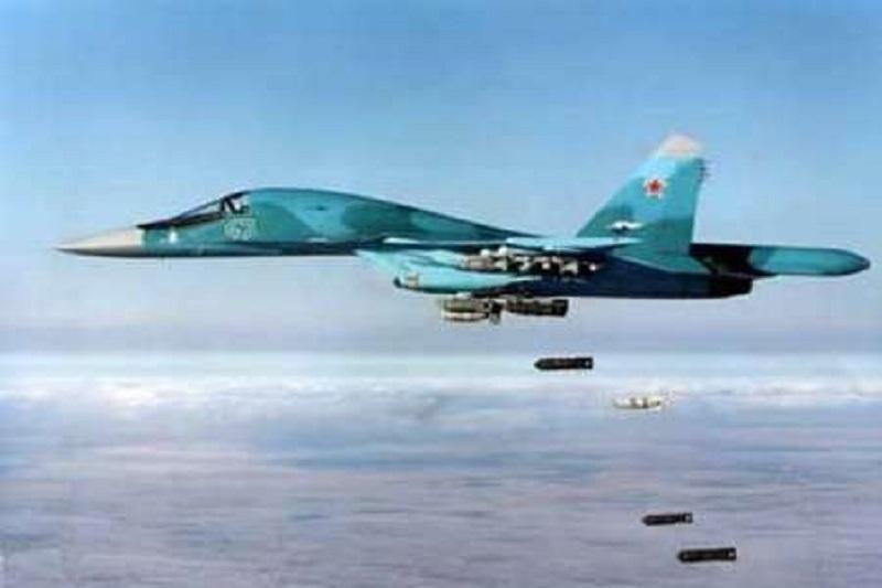 کابوس روسی و شیطان دریایی علیه داعش +عکس