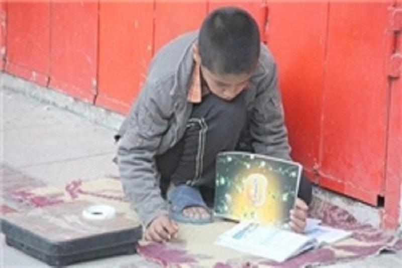کودکان خیابانی نیازمند همکاری دولت و مردم