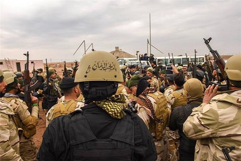 عملیات گسترده برای آزاد سازی شهر بیجی و صلاح الدین عراق در راه است