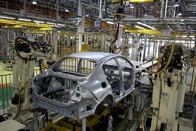 تولید پنج خودروی داخلی متوقف میشود