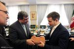 Iranian, Russian ministers meet in Tehran