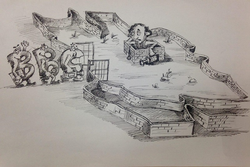 فراز و فرود نفوذ 500 ساله و همهجانبه بریتانیا در ایران + کاریکاتور