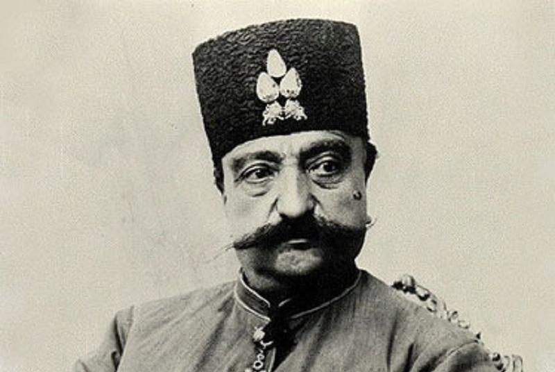 یک ورق گمشده از خاطرات ناصرالدین شاه