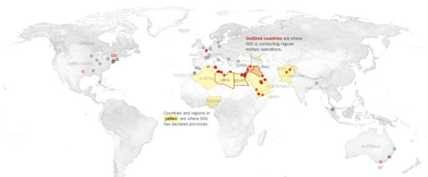نقشه داعش برای جنگ آخرالزمانی!