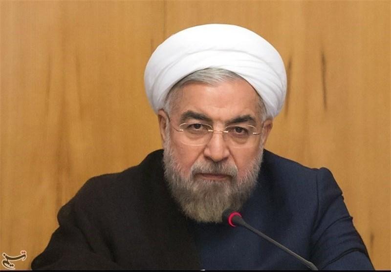 روحانی: دولت در پی پیروزی جناح خاصی در انتخابات نیست