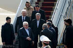 Iraqi president arrives in Iran today