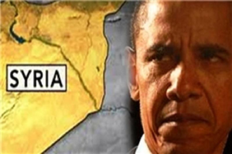 سیاست اوباما در سوریه، ریاکاری و دورویی بوده است