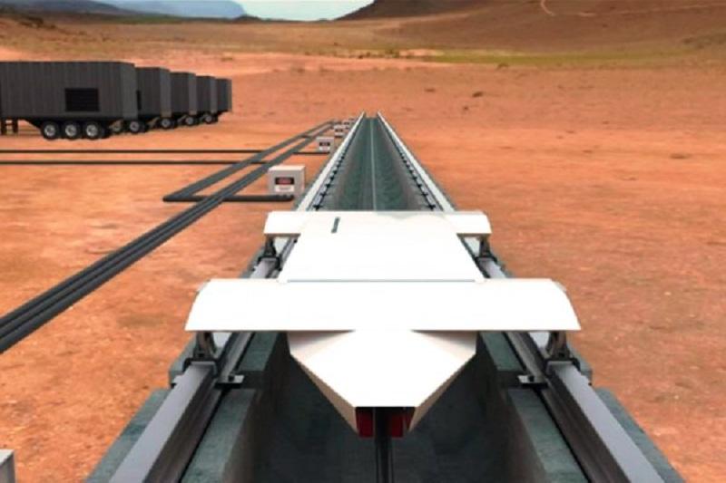 حمل و نقل زمینی با سرعت صوت