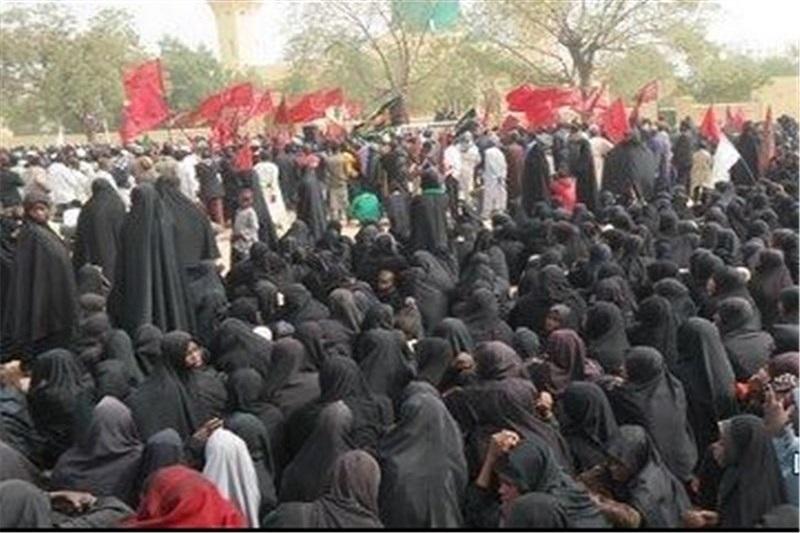 «جنبش اسلامی نیجریه» همچنان به حیات خود ادامه میدهد + تصاویر