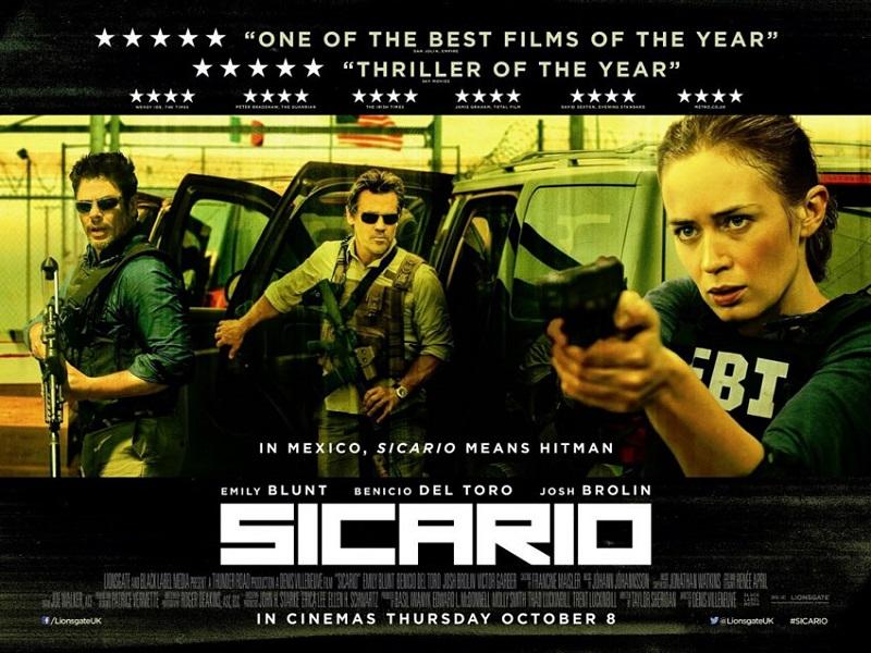 نمایش خشونت عریان در سینمای هالیوود با فیلم «سیکاریو»/ ردپایی از هجوم و گلوله و درد در سینما