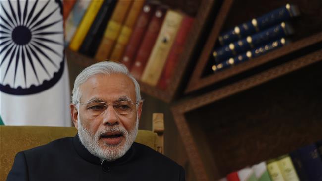 Indian PM Modi arrives in Pakistan
