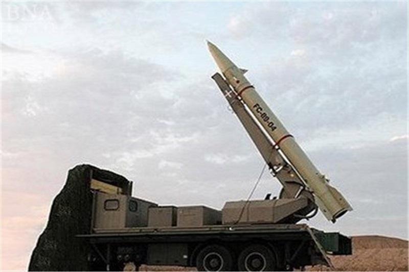 حمله موشکی ارتش یمن به گارد ملی عربستان در نجران