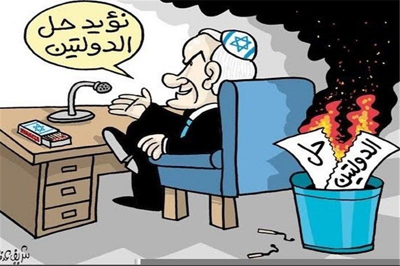 کاریکاتورهای جهان عرب از «مقامات بیوزن» تا «وضع زنان» در عربستان+ تصاویر