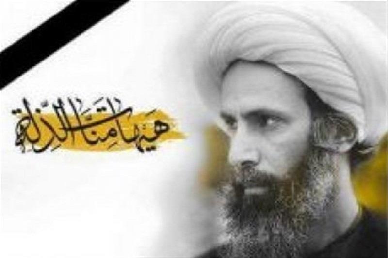 غزلی در اعتراض به شهادت شیخ نمر: شمربن ذی الجوشن از پا نیفتاده