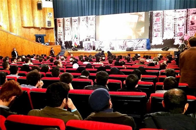 اختتامیه جشنواره عمار با حضور خانواده شهدای مدافع حرم