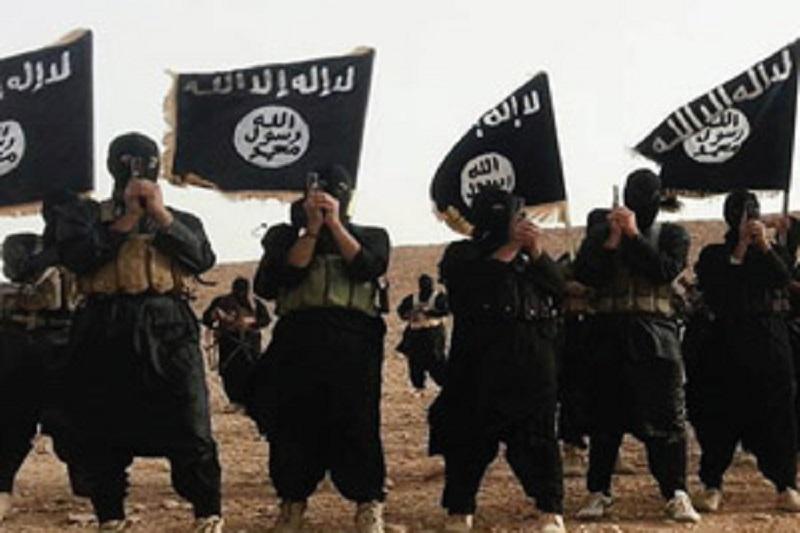 خروج فرماندهان داعشی از منطقه حجرالاسود سوریه