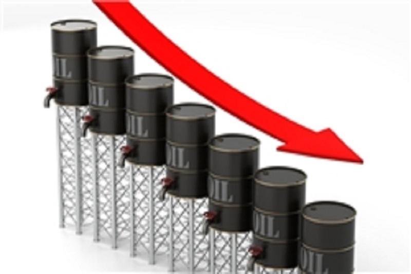 قیمت نفت باز هم کاهش یافت/نفت خام آمریکا بشکه ای 27.5 دلار