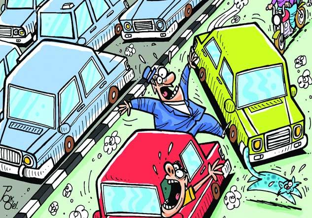 فرصتهای ترافیک تهران