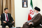 Leader receives Chinese President