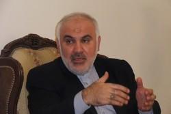 Iranian ambassador meets Lebanese officials