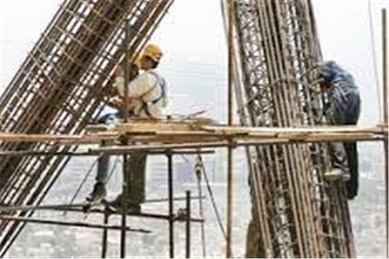 بیکاری ۷۰ درصد کارگران ساختمانی به دلیل رکود بخش مسکن