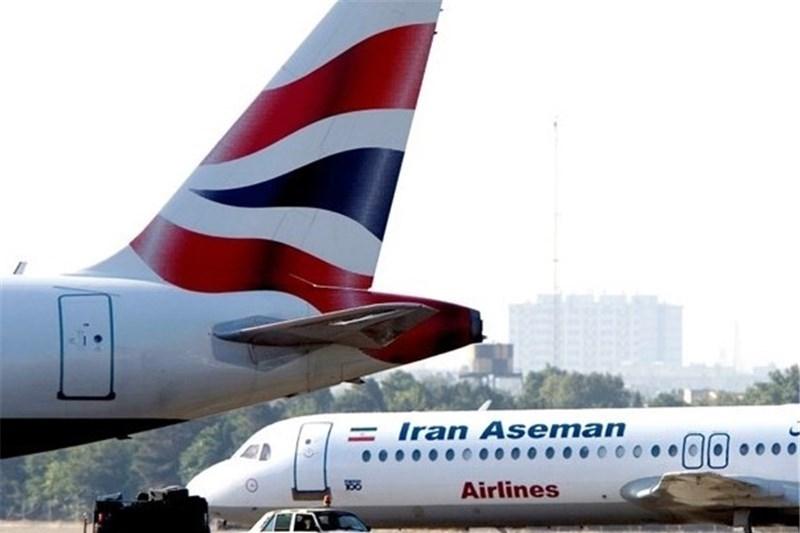 بریتیش ایرویز پروازهای خود به ایران را از سر میگیرد