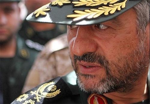 فرمانده کل سپاه پاسداران به تماشای «رسوایی۲» نشست