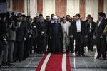 President Rouhani in Mashhad