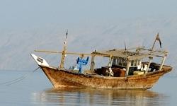 توقیف ۲ قایق سعودی در آبهای ایران