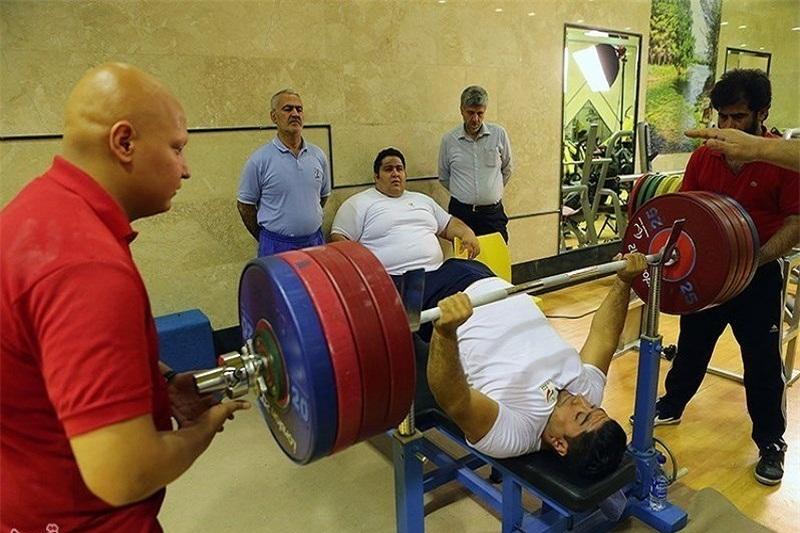 تیم ملی وزنهبرداری جانبازان و معلولین عازم امارات شد