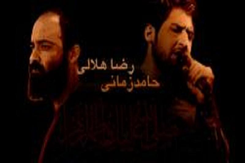 حضور حامد زمانی و عبدالرضا هلالی در سومین نمایشگاه رسانه های دیجیتال انقلاب اسلامی