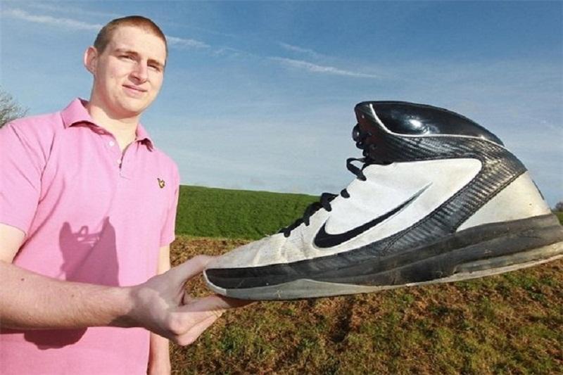 رابطه سایز کفش با طول عمر!