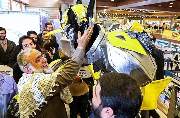 6 روز نمایشگاه رسانههای دیجیتال انقلاب اسلامی در قاب تصویر