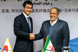 Torkan meets adviser to Japanese PM