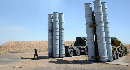 Russia to send S-300 air defense system to Iran