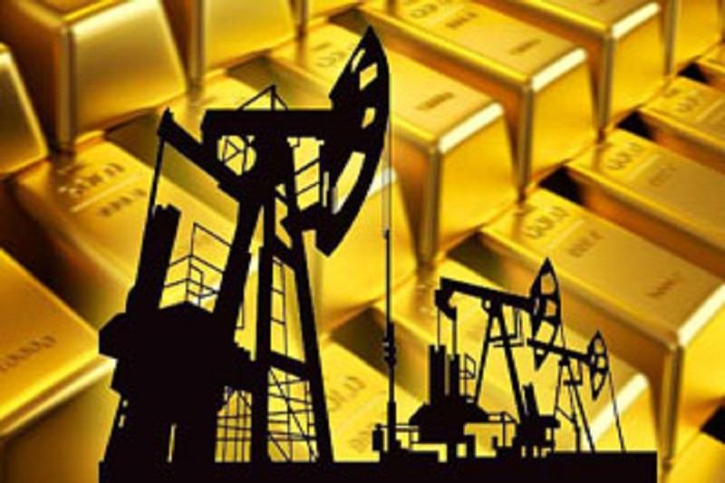 افزایش چشمگیر بهای نفت/ طلا ارزان شد