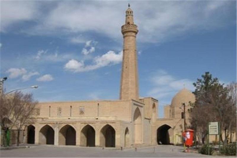 «درب» ۴۰۰ ساله مسجد جامع نایین پیدا شد