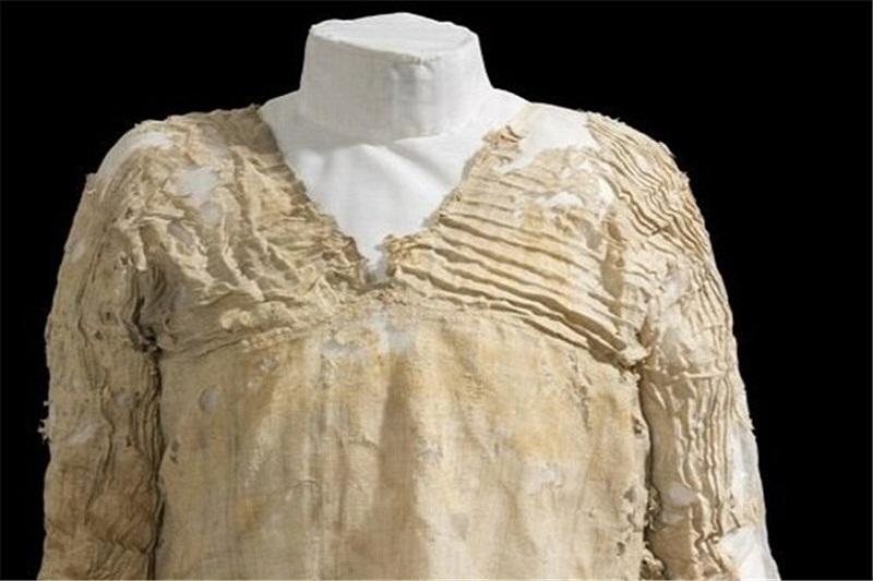 لباس ۵ هزار ساله +عکس