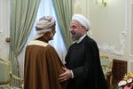 Rouhani, Omani FM meet in Tehran