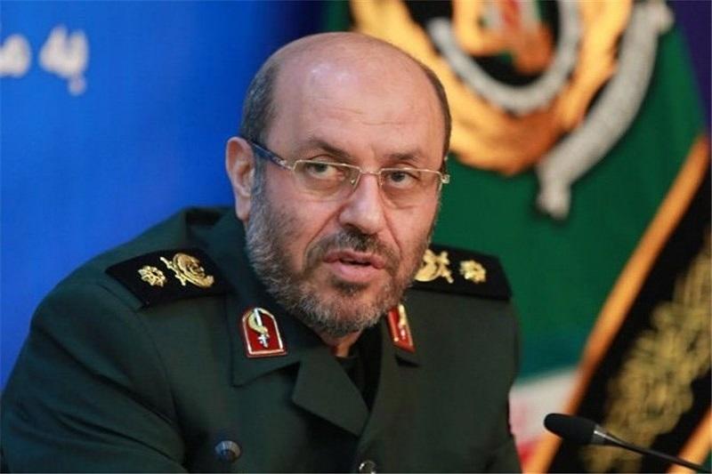 وزیر دفاع: حضور گسترده مردم در انتخابات پشتوانه اقتدار دفاعی است