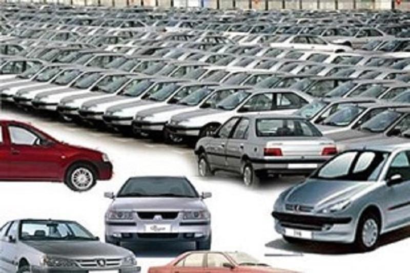 قیمت انواع خودروی داخلی + جدول