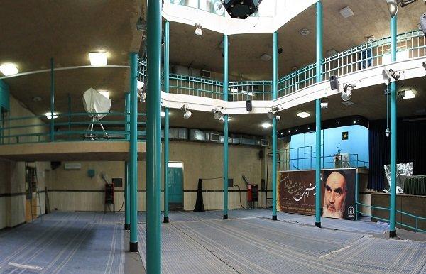 شعار به نفع فتنهگران در حسینیه جماران و تذکر مسئولان صندوق